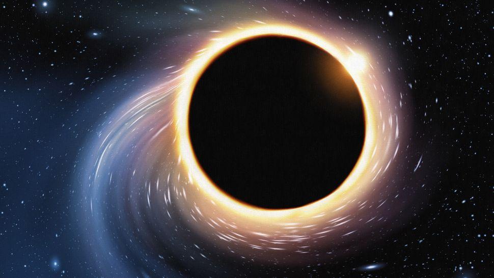Можливе існування надмасивних чорних дірок