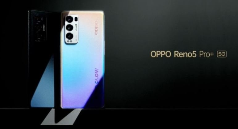 Oppo Reno5 Pro+