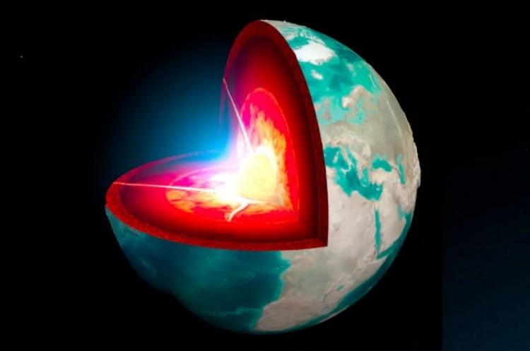 Ядру Землі мільярд років