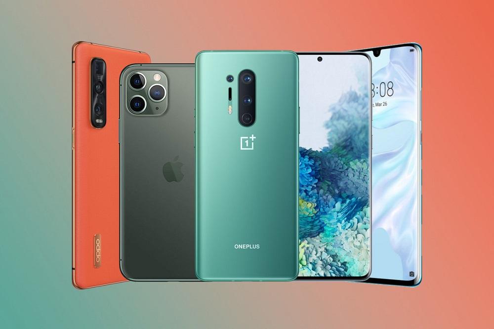 10 лучших флагманских смартфонов 2020 года