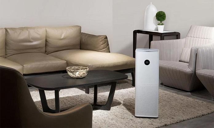 Очиститель воздуха - Воздухоочиститель