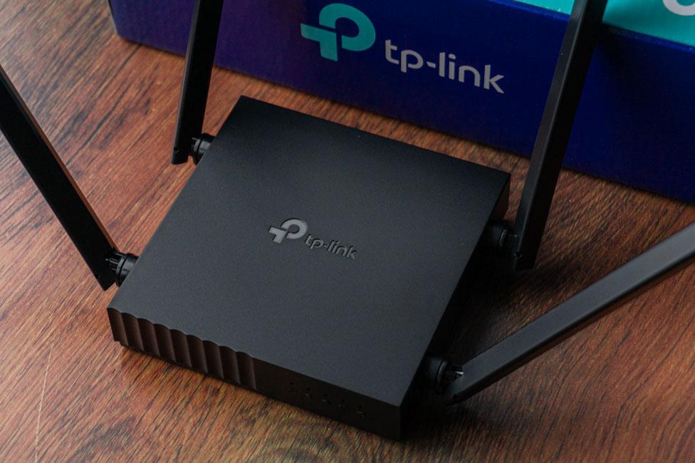 Обзор TP-Link Archer C54: Недорогой компактный двухдиапазонный роутер