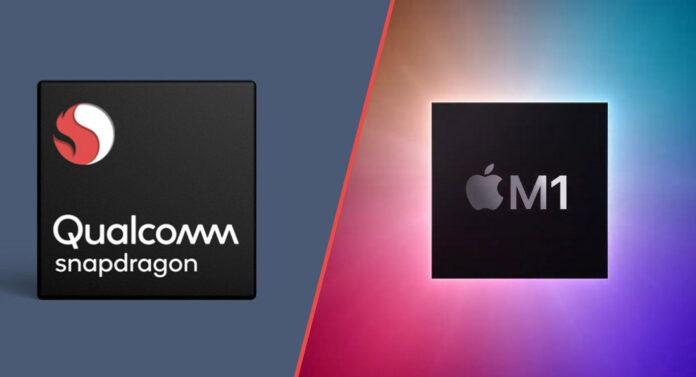 Apple M1 rivals Qualcomm Snapdragon SC8280