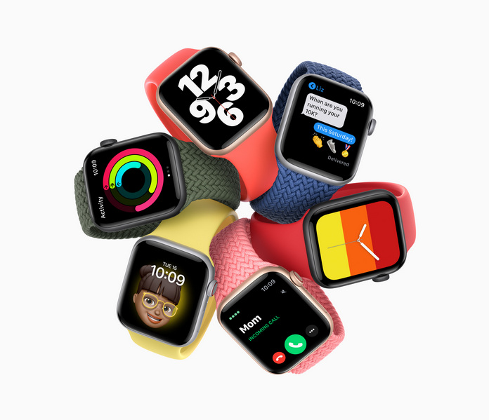 Apple Watch eSIM