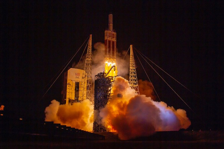 Delta 4-Heavy rocket