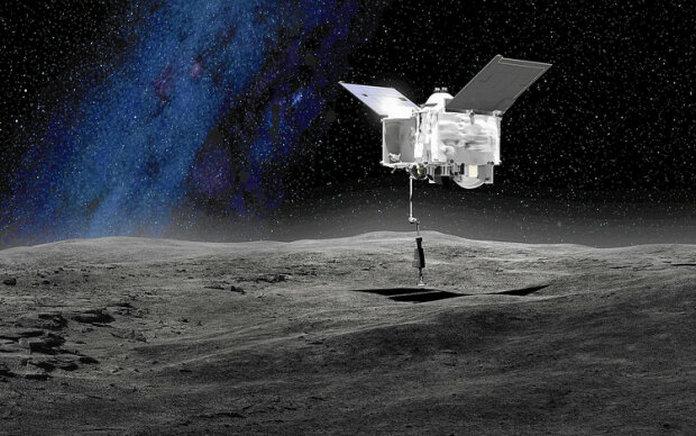 космічний апарат OSIRIS-REx