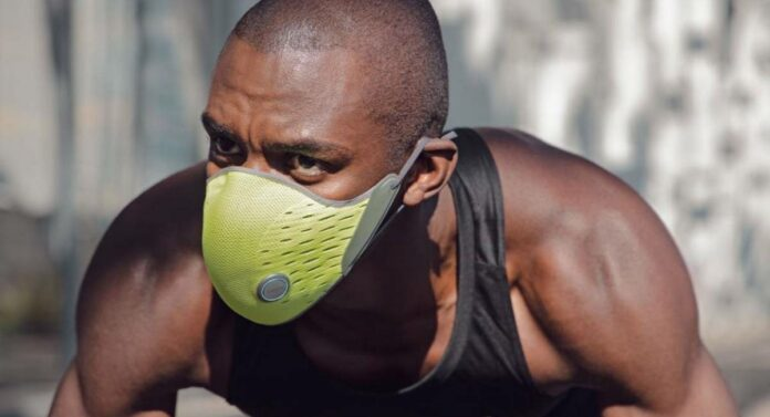 AirPop Active+ Smart Mask
