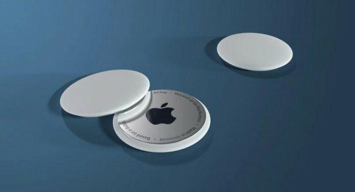 Apple AirTags 2021