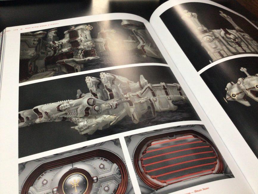 Обзор новых артубков по мирам Cyberpunk 2077, The Last of Us Part II и DOOM Eternal
