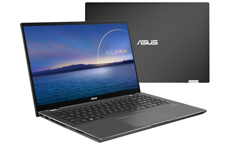 ASUS ZenBook #CES2021