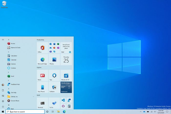 ОС Microsoft Windows 10