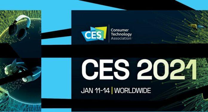 Виставка CES 2021