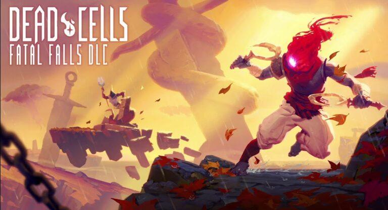 Dead Cells обзаведётся новым дополнением Fatal Fall уже в конце января