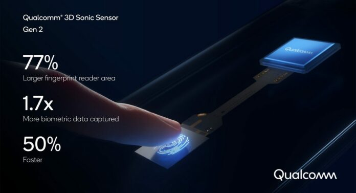 Qualcomm 3D Sonic Sensors