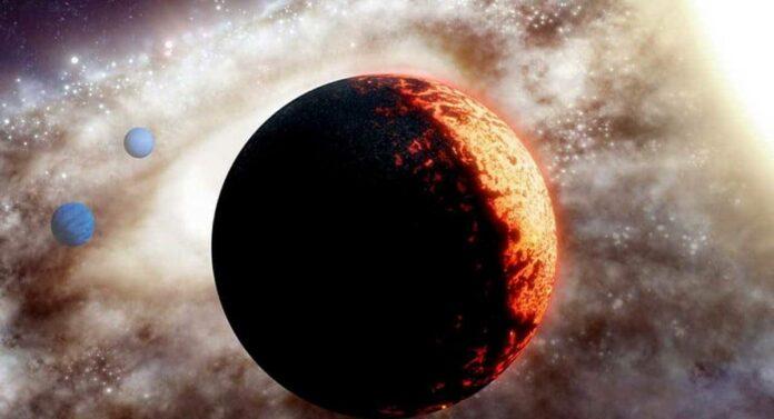 exoplanet TOI-561b