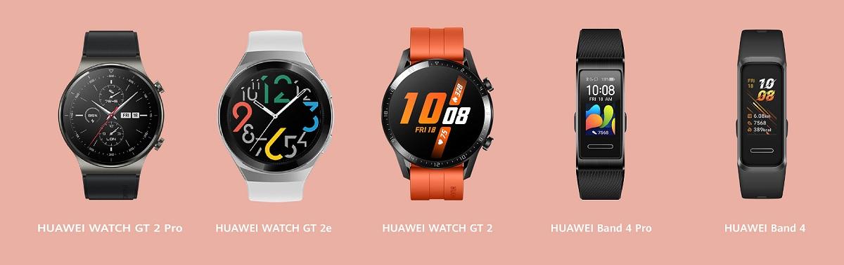 Huawei Watch GT & Band