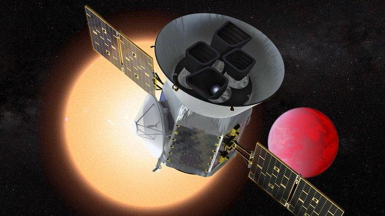 Місія NASA TESS