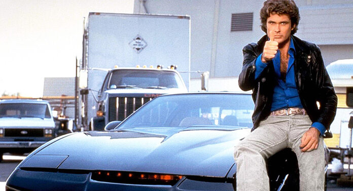 Knight Rider (tv-series)