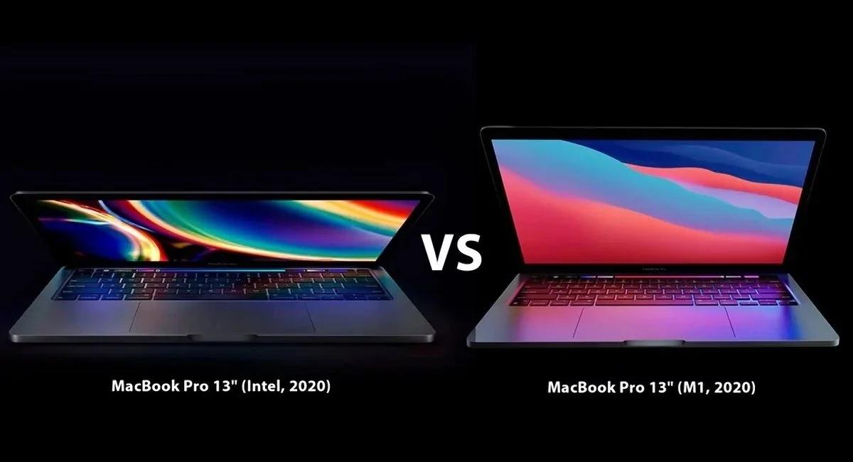 MacBook Pro z procesorem Apple M1 lub Intel: który wybrać?