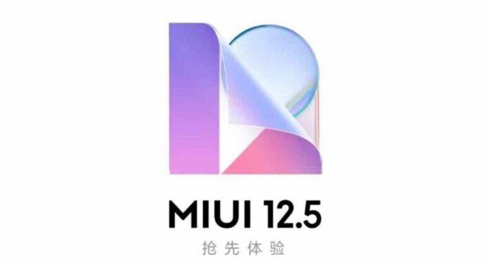 Xiaomi MIUI-12.5