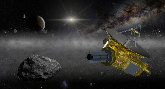 Місія NASA New Horizons