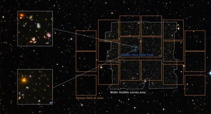 nasa roman space telescope