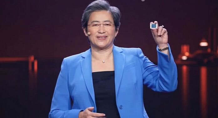 AMD #CES2021