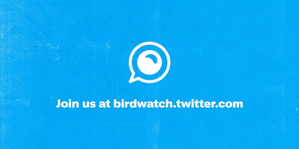 Twitter Birdwatch Logo