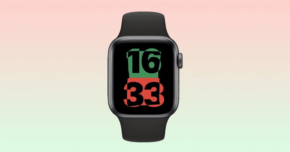Unity watch face