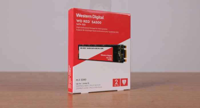 WD Red SA500 2TB