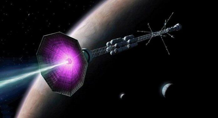 Термоядерний ракетний двигун