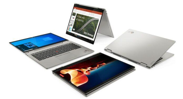 Lenovo ThinkPad — ThinkPad X1 Titanium YOGA