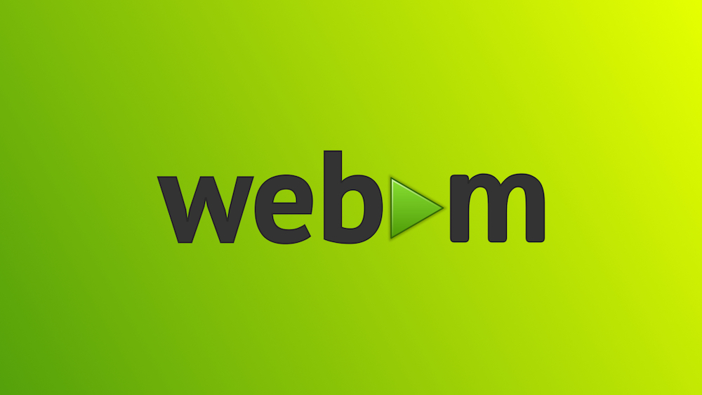 Apple adds WebM support