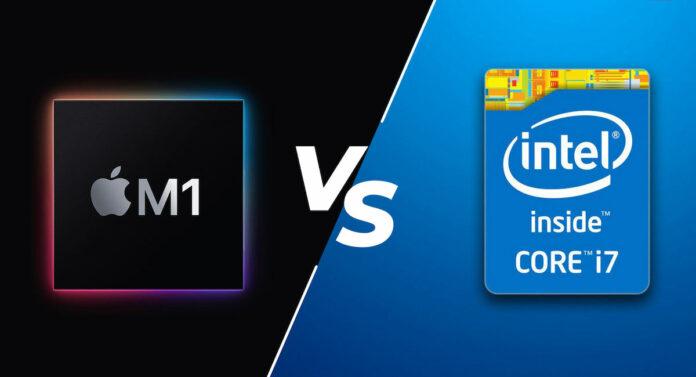 Apple M1 Intel