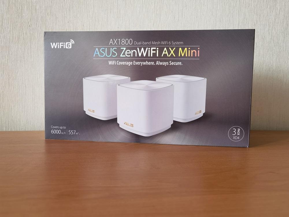 ASUS ZenWiFi AX Mini