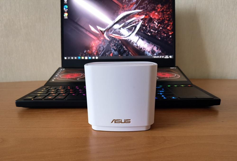 Recenzja ASUS ZenWiFi AX Mini: System mesh w wersji mini