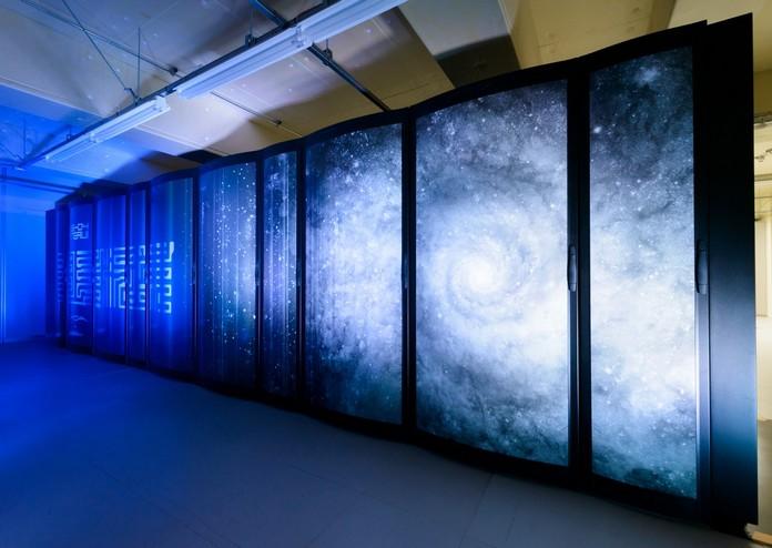 суперкомп'ютер ATERUI II