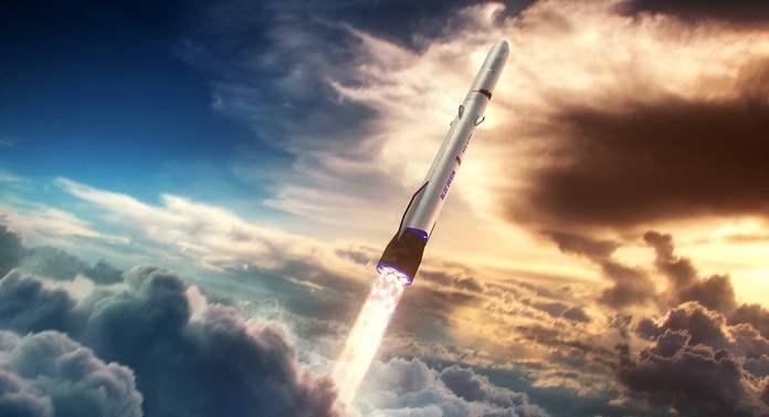 ракета Blue Origin New Glenn