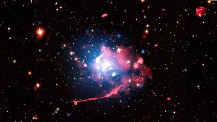 нові галактики