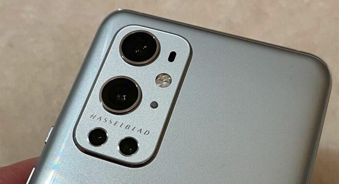 рендер смартфона ОnePlus 9 Pro