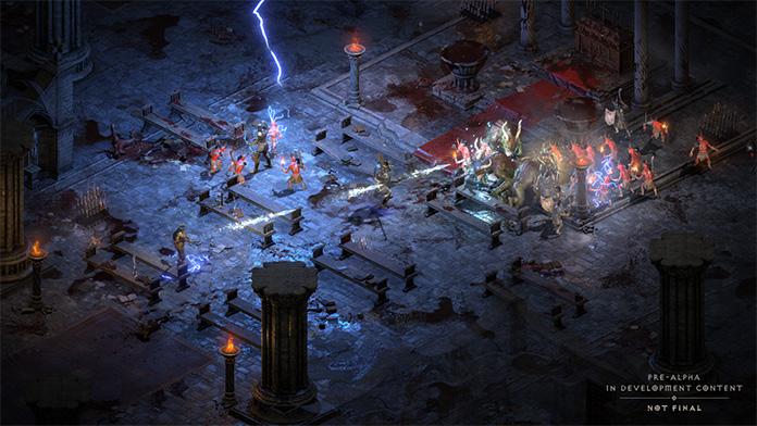 Diablo II: Resurrected выйдет на всех платформах в 2021 году