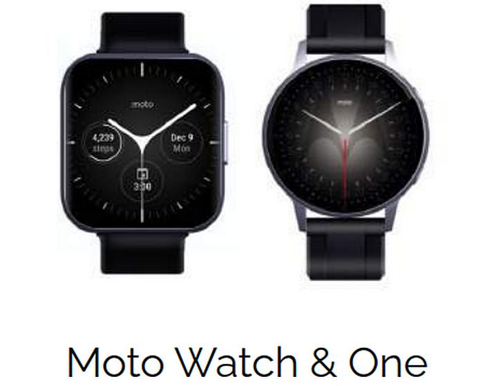 Moto G Watch