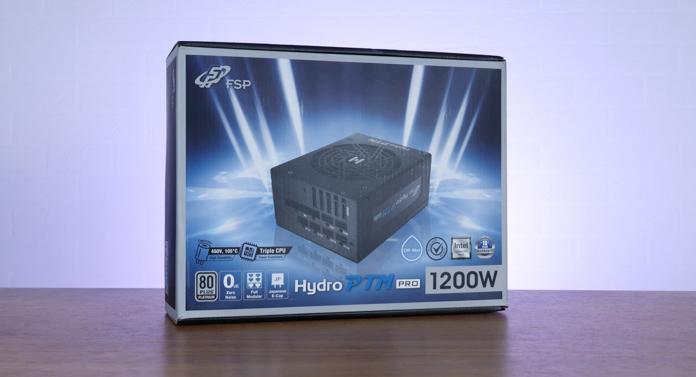 FSP Hydro PTM PRO 1200W-12
