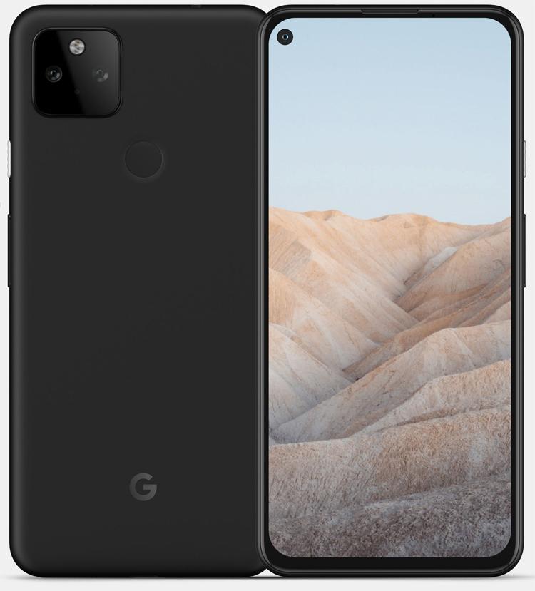 Google Pixel 5a renders leak