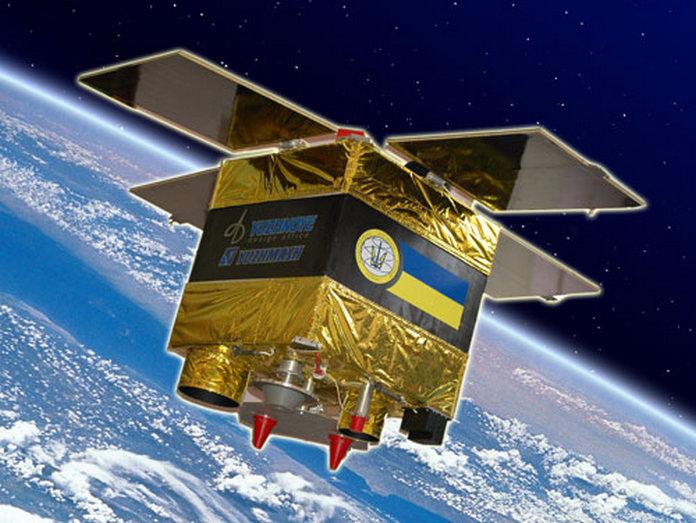український супутник «Січ-2-1»