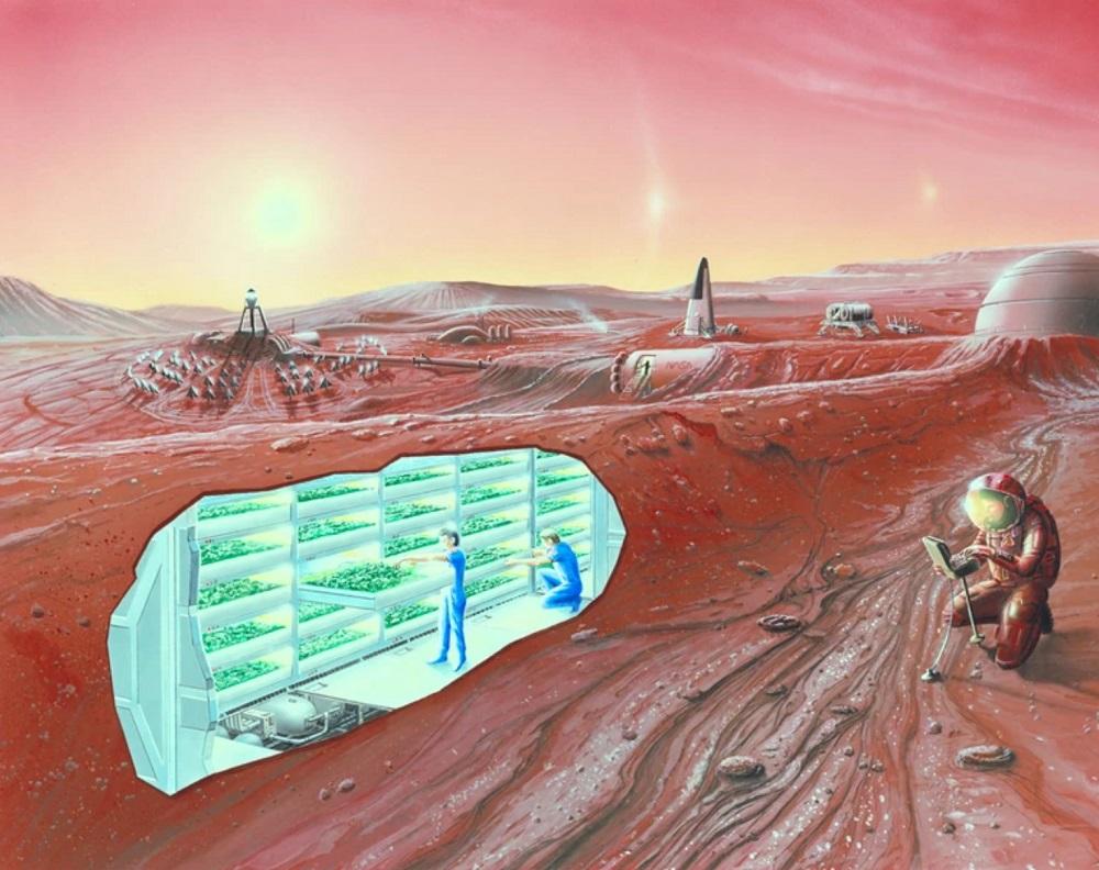 Что может помешать нам колонизировать Марс?