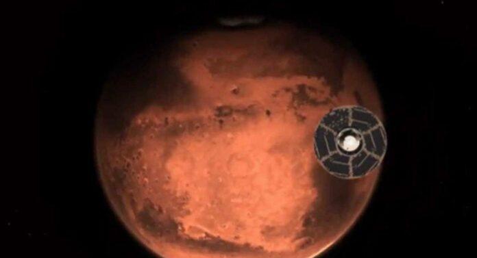 місії на Марс