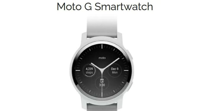 Moto G Watch концепт