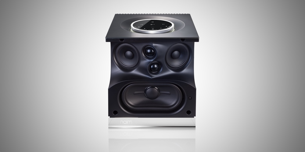 Hi-Res Naim Mu-So Qb 2nd Generation