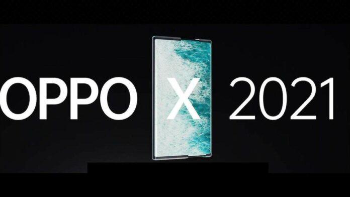OPPO X 2021